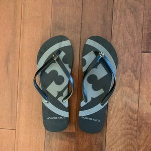 Tori Burch flip flops new